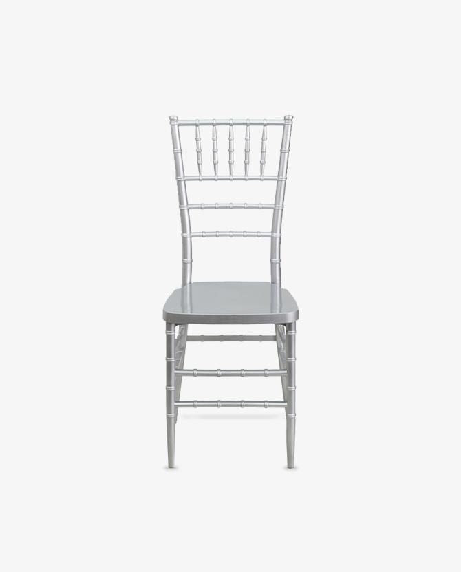 Superior Silver Chiavari Chair   Image Silver Chiavari Chair Rental Luxe Event