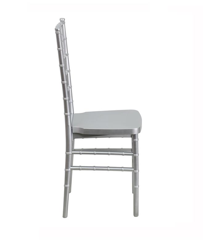 Silver Chiavari Chair   Image Silver Chiavari Chair Rent Luxe Event