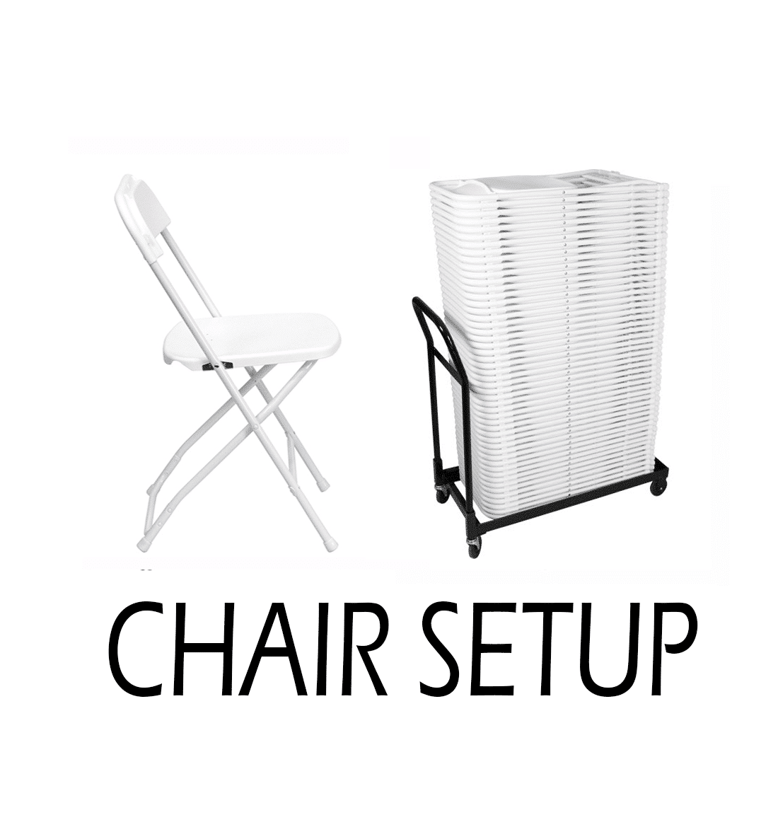 Setup Chair Luxe Event Rental