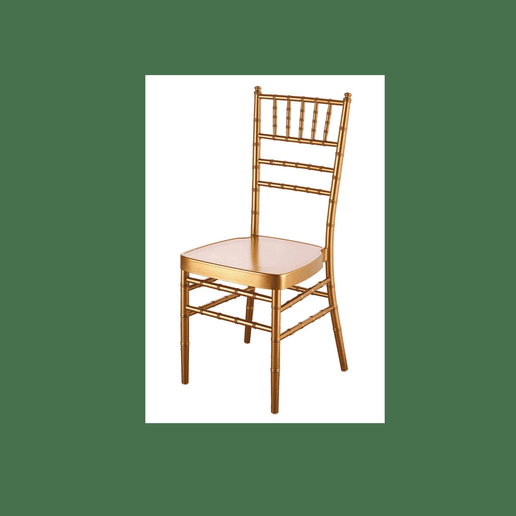 Golden Chiavari Chair Luxe Event Rental