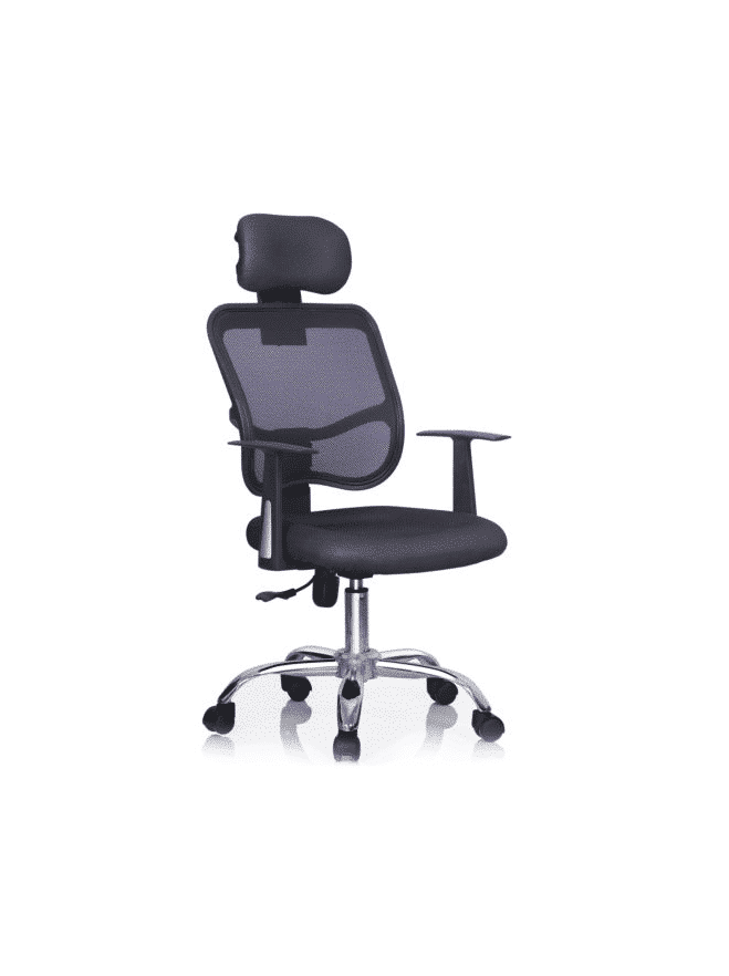 Ergonomic High Back Executive Office Chair Luxe Event Rental