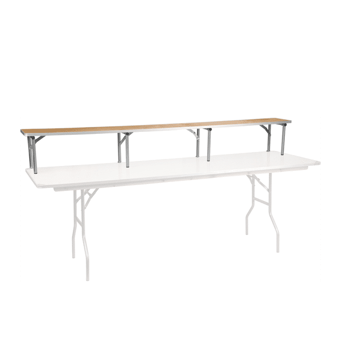 Bar riser set luxe event rental for Table rentals