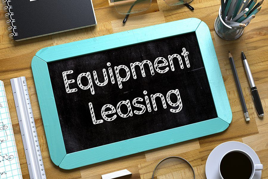 Equipment Leasing Services with Saving