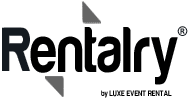 Rentalry® by Luxe Event Rental